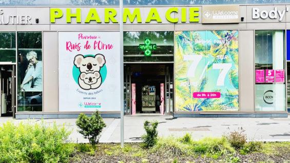 Pharmacie des Rives de l'Orne 7/7